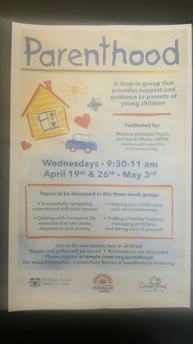 Group Discussion Planned For Parents With Children - News & Psychology Topics | Viewpoint Psychology & Wellness - 20170328_111202